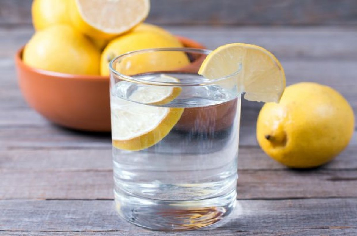Geceleri karaciğeri arındırmanıza yardımcı olacak 5 içecek #2