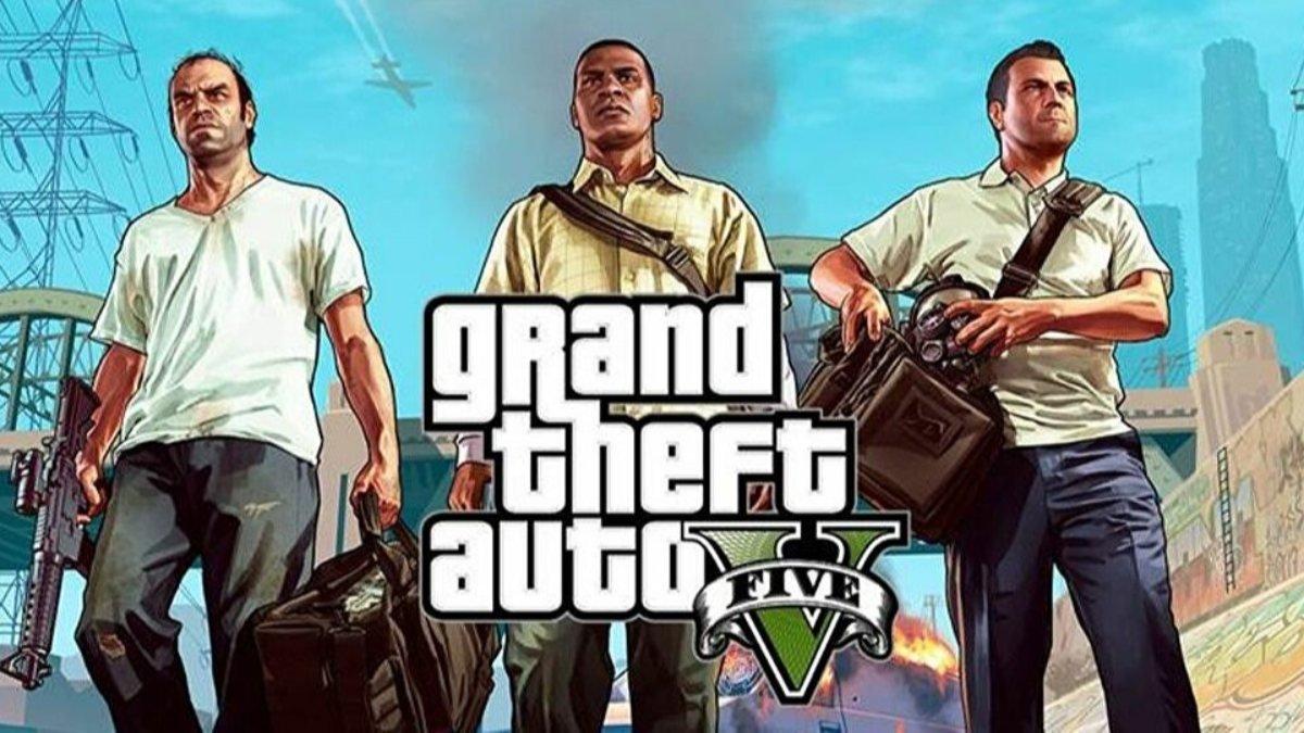 GTA 5in PlayStation 5 özel sürümü ertelendi