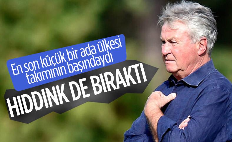 Guus Hiddink emekli oldu