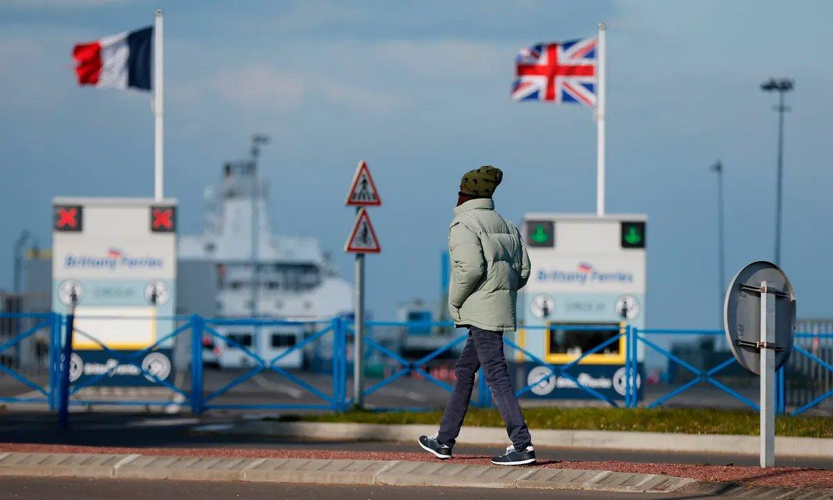 İngiltere ve Fransa arasında göçmen krizi #2