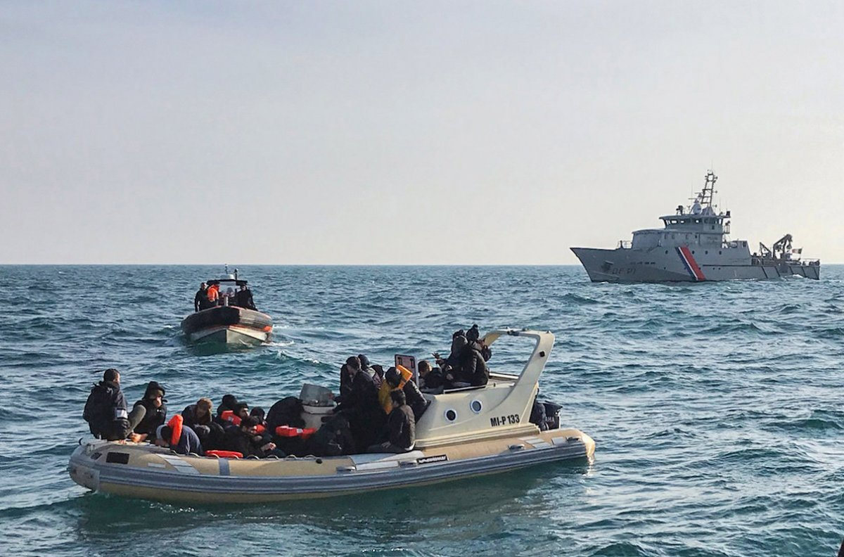 İngiltere ve Fransa arasında göçmen krizi #3