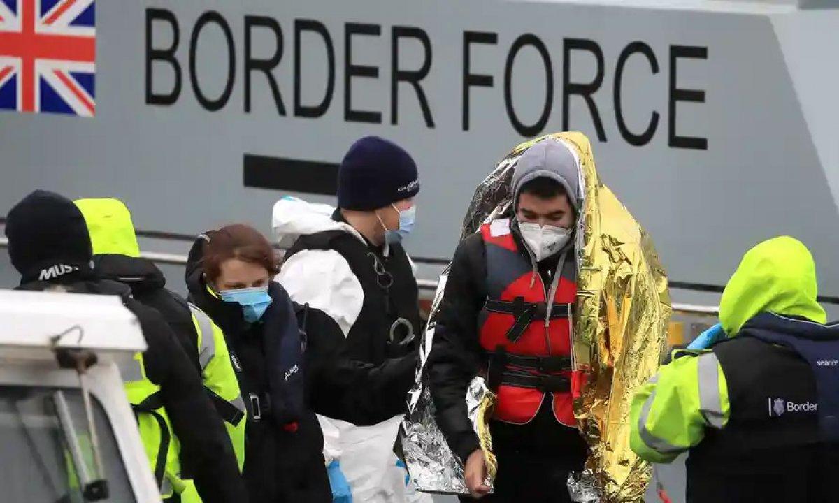 İngiltere ve Fransa arasında göçmen krizi #4