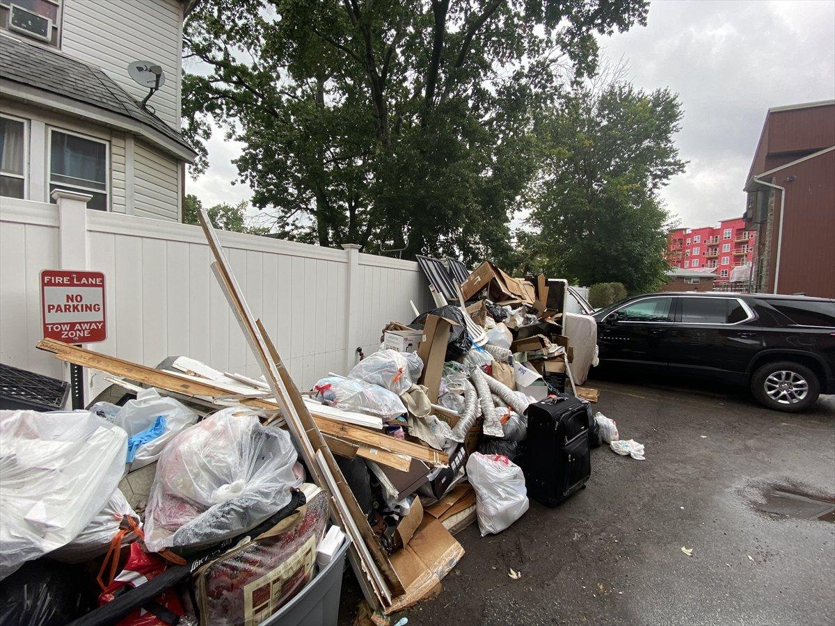 ABD de İda Kasırgası mağdurları, 10 gündür federal yardımları bekliyor #7