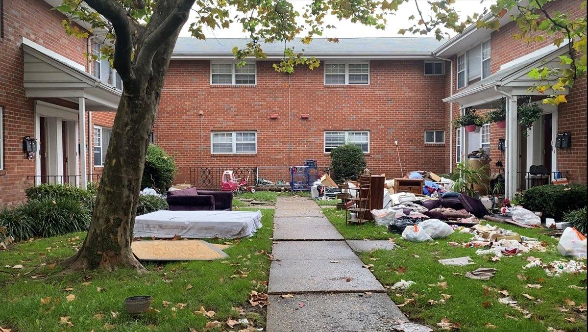 ABD de İda Kasırgası mağdurları, 10 gündür federal yardımları bekliyor #4