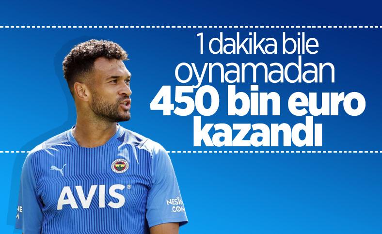 Caulker, Fenerbahçe'de oynamadan kazandı