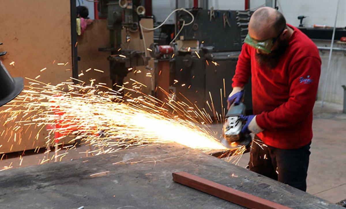 Sanayi üretimi beklenti anketinden yüzde 16,9 artış sonucu çıktı #1