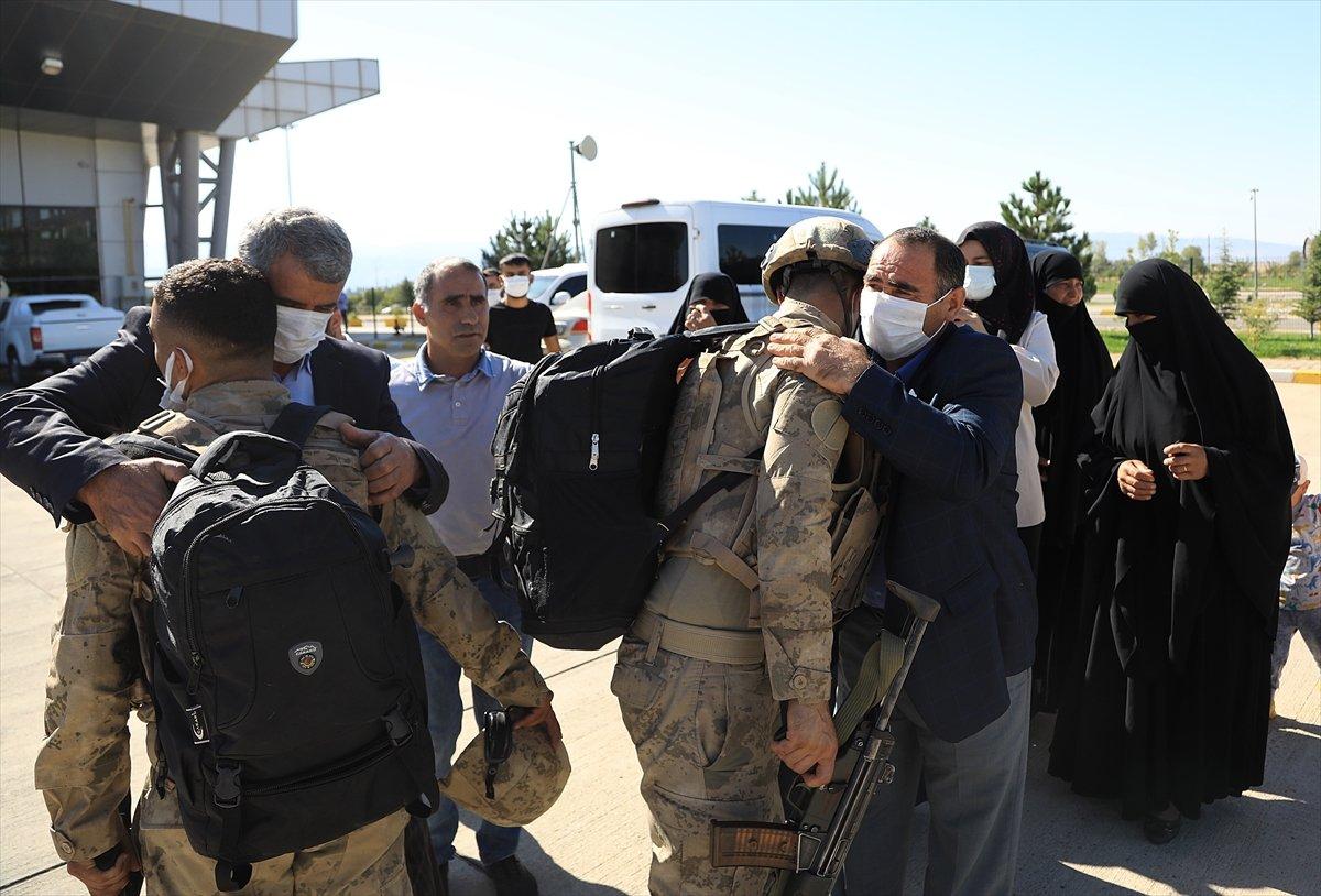 Bingöl'de, komandolar dualarla Suriye'ye uğurlandı  #12