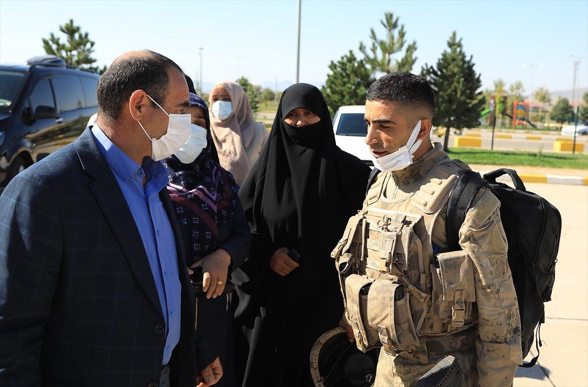 Bingöl'de, komandolar dualarla Suriye'ye uğurlandı  #13