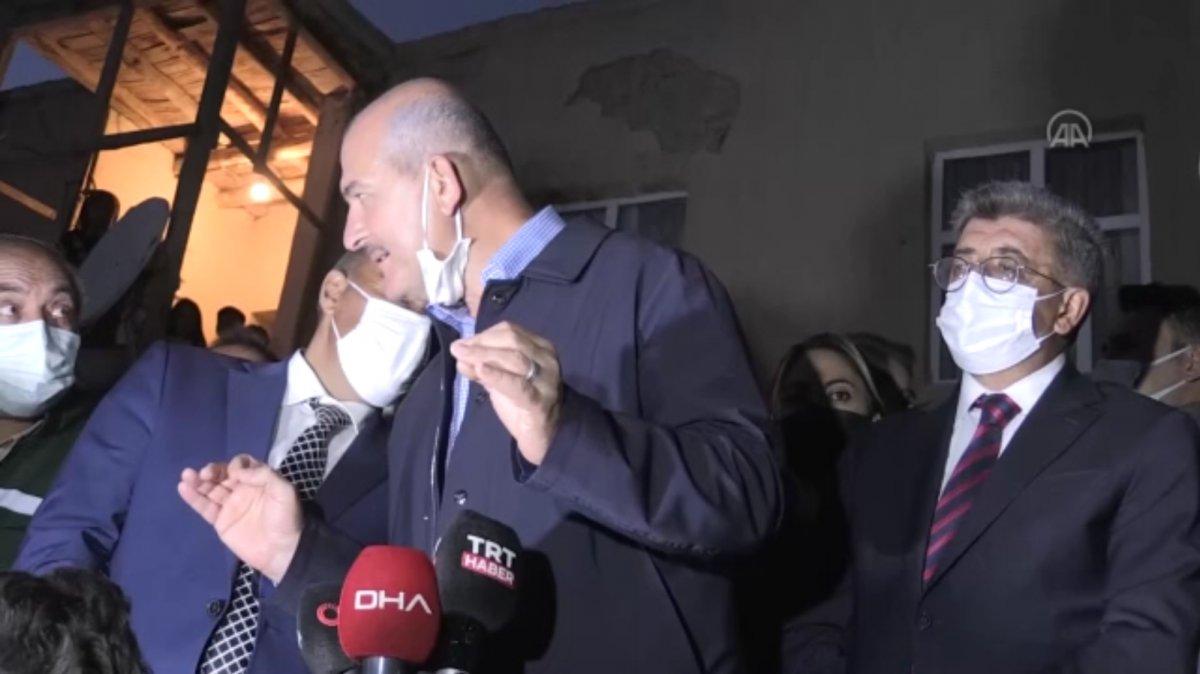 İçişleri Bakanı Süleyman Soylu: Kaçak göçmenlerle mücadelemiz olağanüstü #9