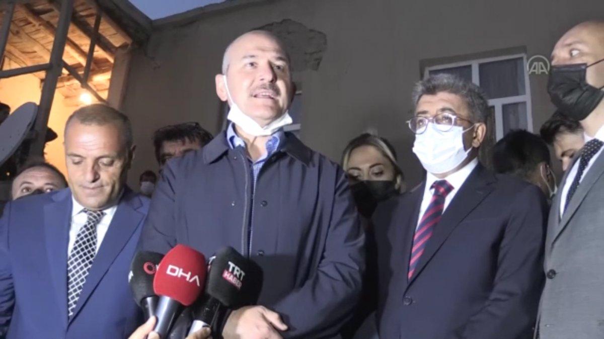 İçişleri Bakanı Süleyman Soylu: Kaçak göçmenlerle mücadelemiz olağanüstü #1