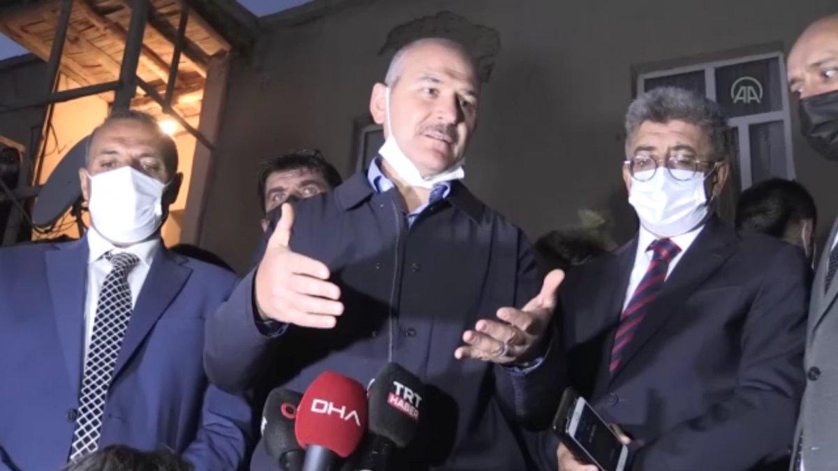 İçişleri Bakanı Süleyman Soylu: Kaçak göçmenlerle mücadelemiz olağanüstü #4