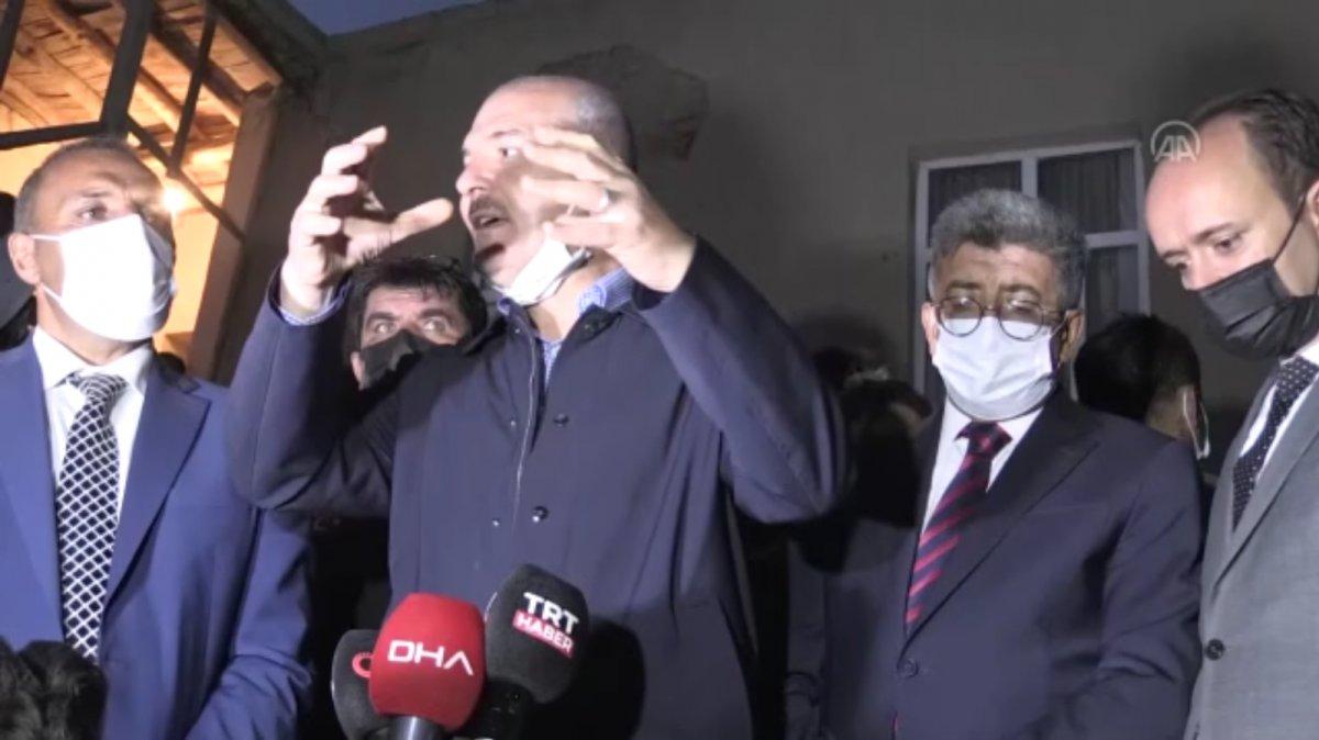 İçişleri Bakanı Süleyman Soylu: Kaçak göçmenlerle mücadelemiz olağanüstü #8