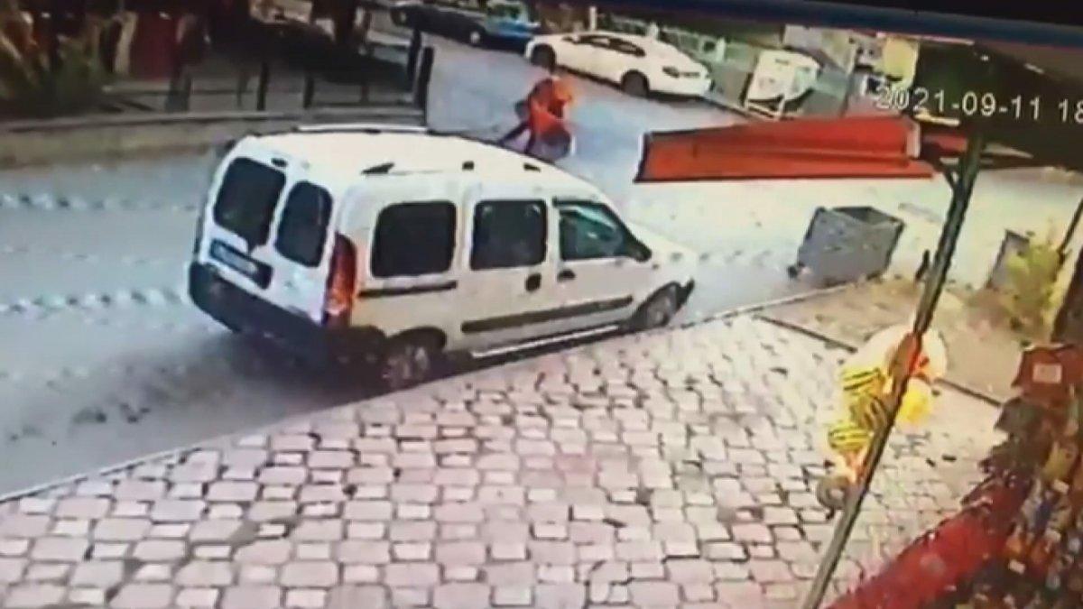 Ankara da kızını silahla vuran damadı kayınpederi tüfekle kovaladı #2