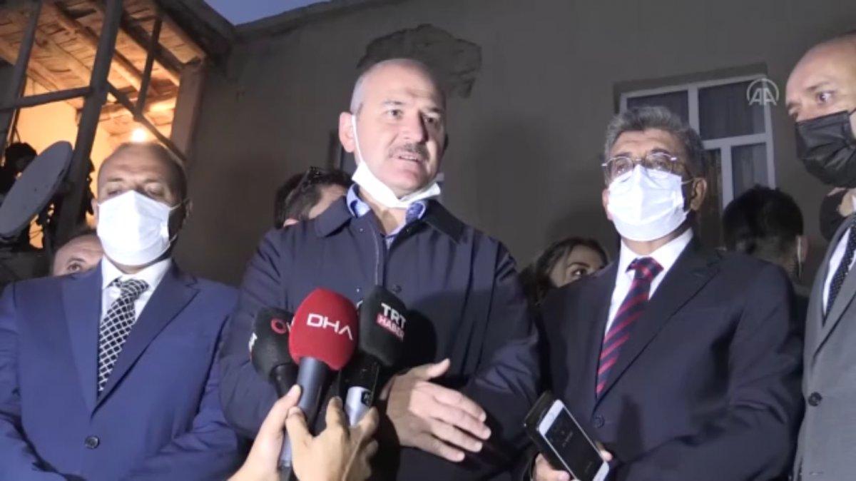 İçişleri Bakanı Süleyman Soylu: Kaçak göçmenlerle mücadelemiz olağanüstü #2