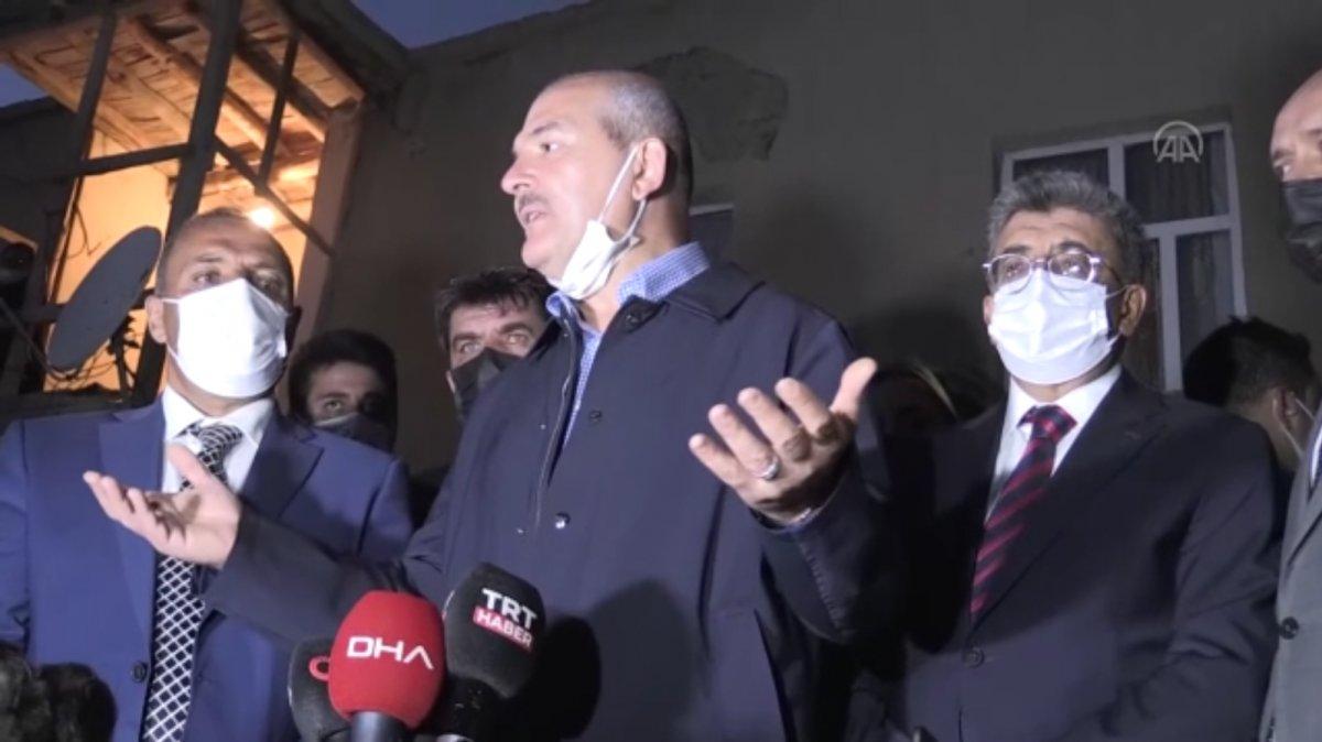 İçişleri Bakanı Süleyman Soylu: Kaçak göçmenlerle mücadelemiz olağanüstü #6