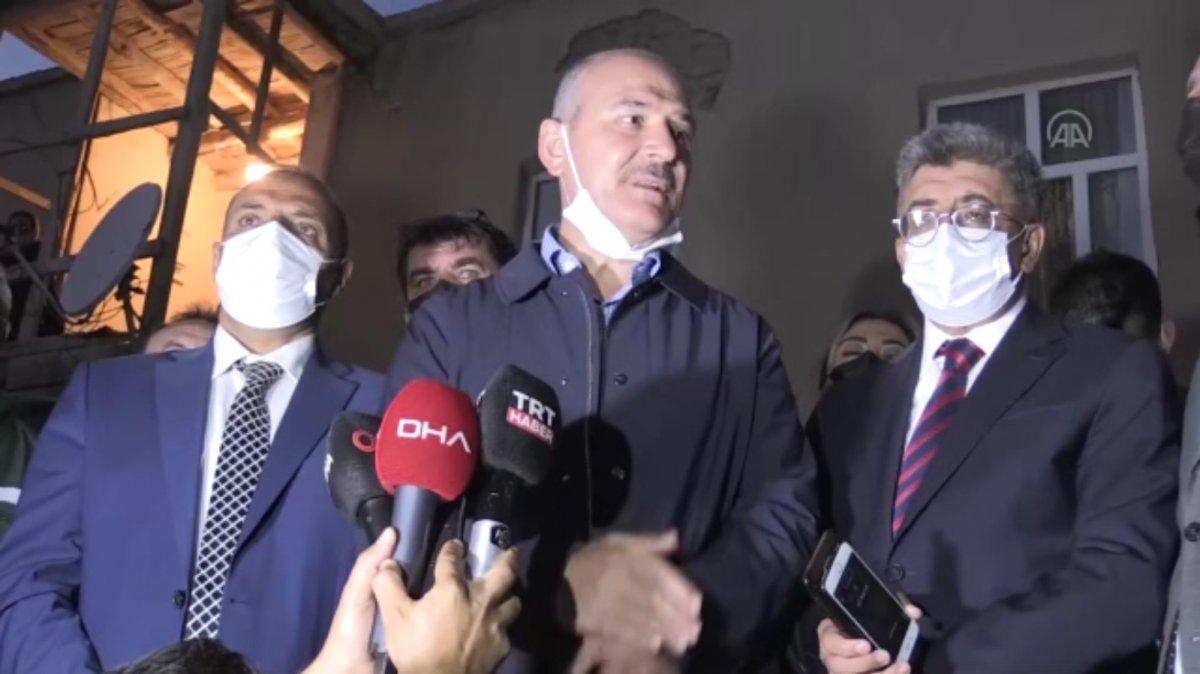 İçişleri Bakanı Süleyman Soylu: Kaçak göçmenlerle mücadelemiz olağanüstü #3