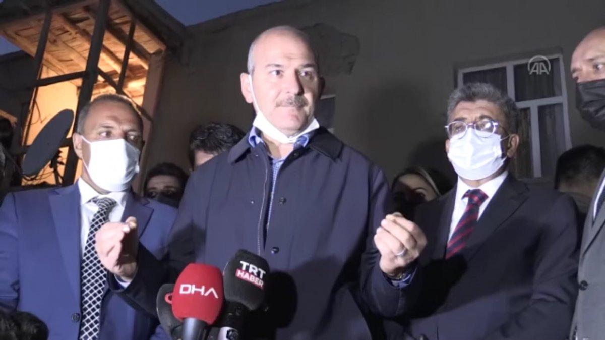 İçişleri Bakanı Süleyman Soylu: Kaçak göçmenlerle mücadelemiz olağanüstü #7