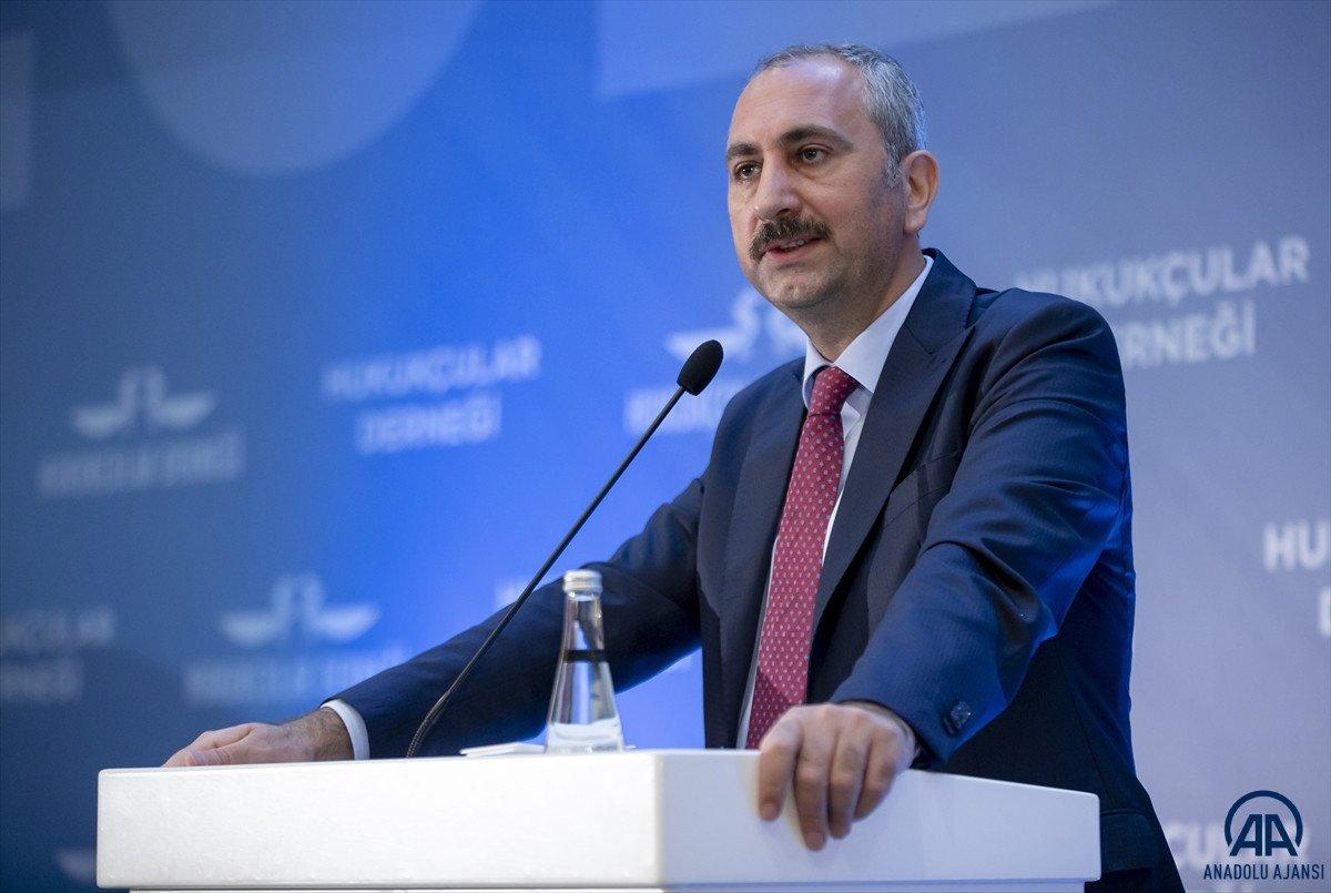 Abdulhamit Gül, Adli Yıl Açılış Programı nda konuştu #2