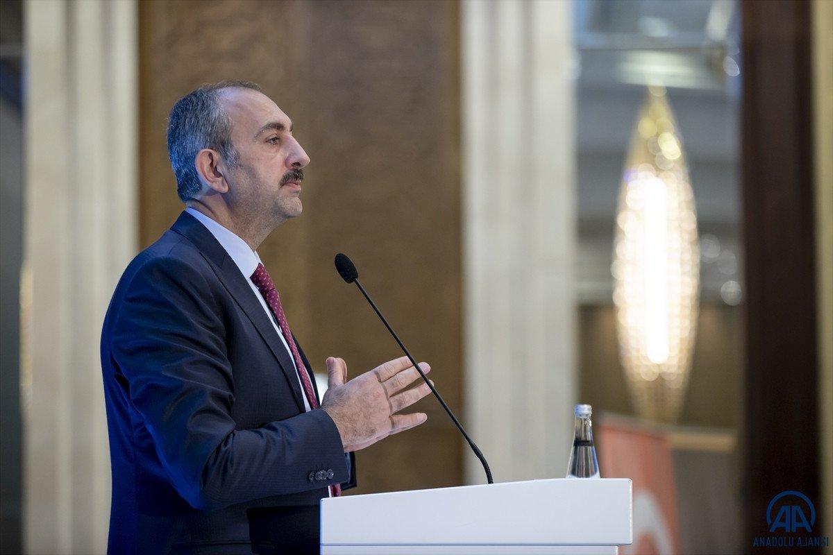 Abdulhamit Gül, Adli Yıl Açılış Programı nda konuştu #1