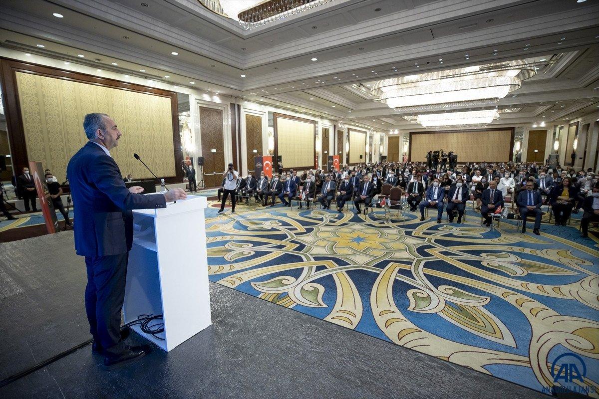 Abdulhamit Gül, Adli Yıl Açılış Programı nda konuştu #5
