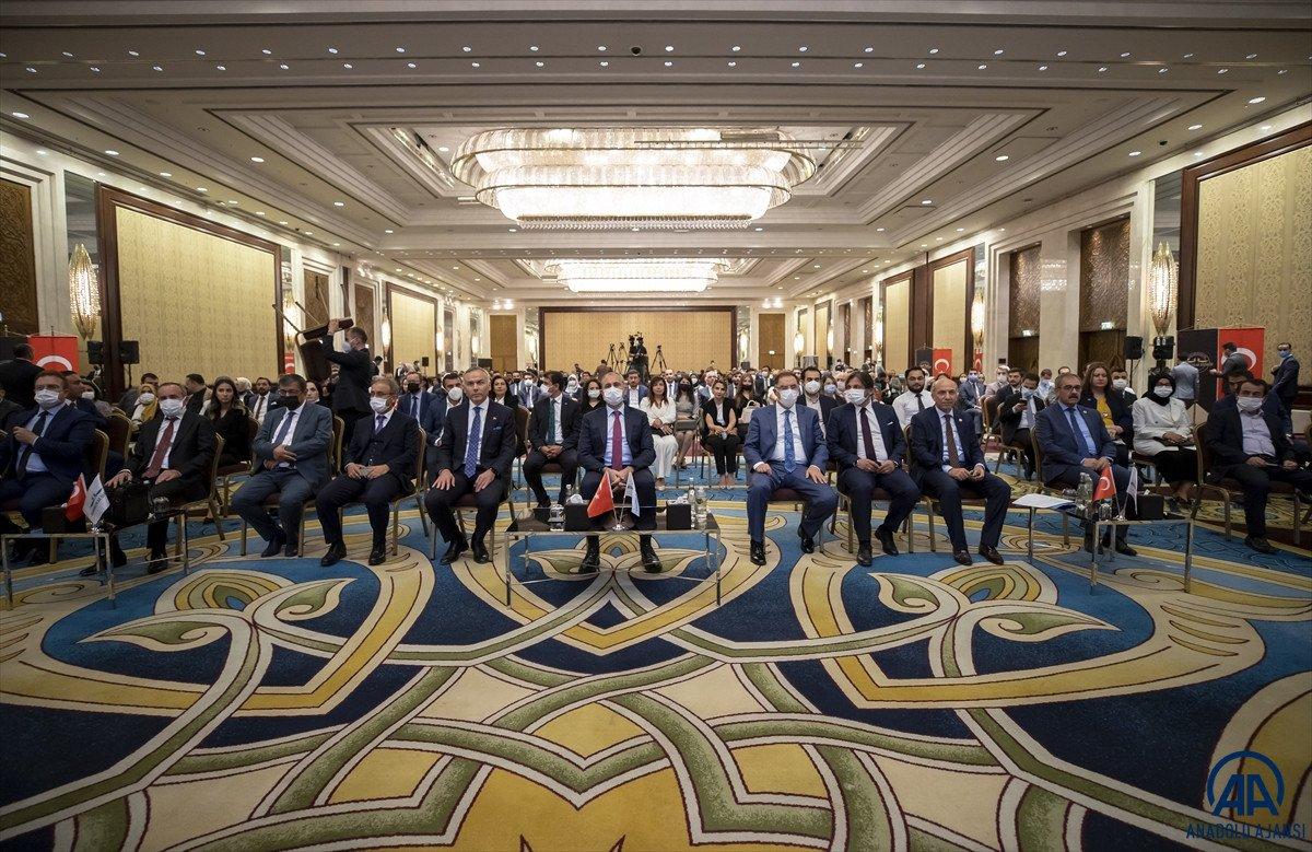 Abdulhamit Gül, Adli Yıl Açılış Programı nda konuştu #4