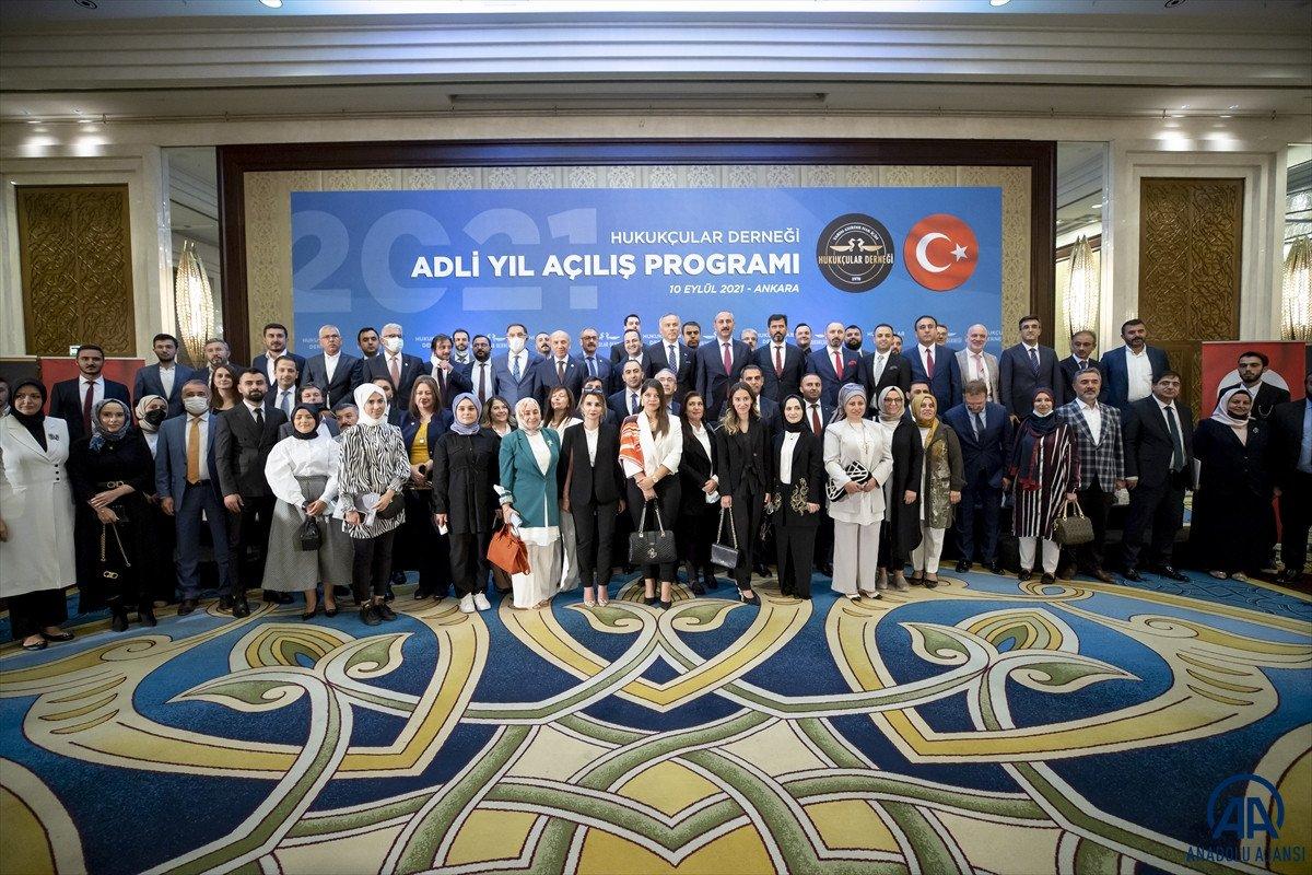 Abdulhamit Gül, Adli Yıl Açılış Programı nda konuştu #3