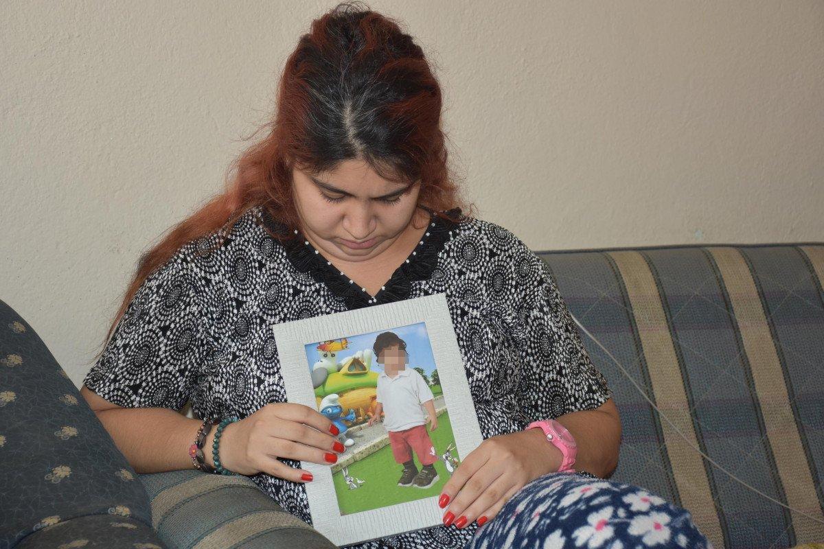 Uşak'ta, 2 yaşındaki çocuğu cinsel istismara uğrayan anneye dava #2