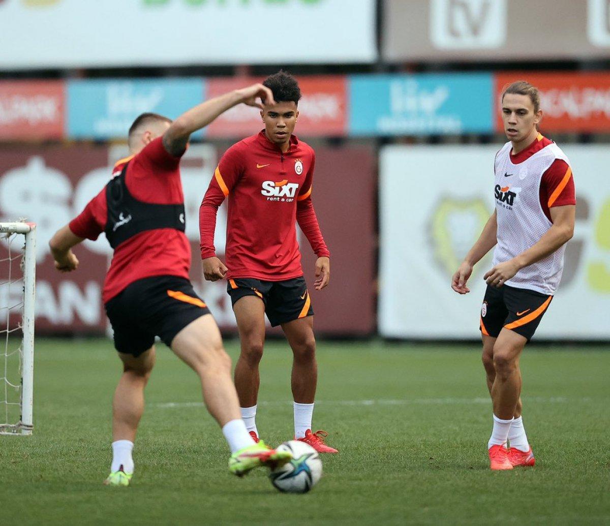 Trabzonspor-Galatasaray maçının taktikleri #1