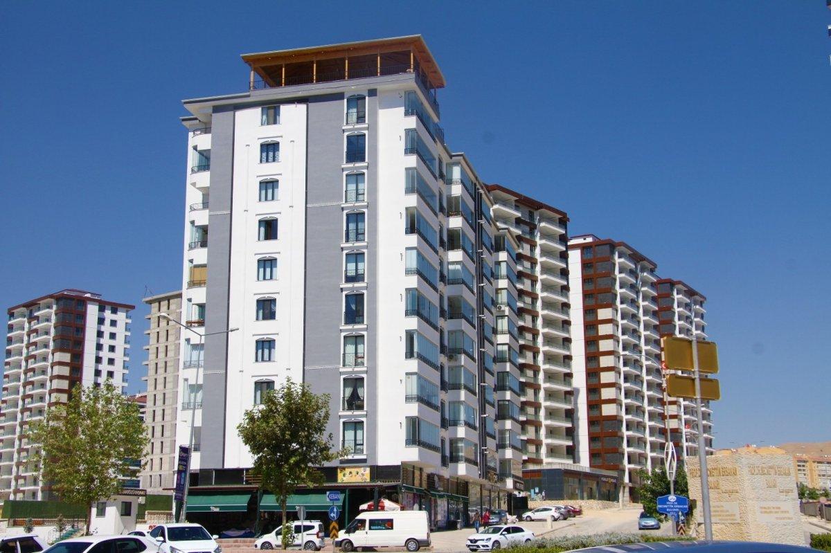 Elazığ'da kira fiyatları el yakıyor #1