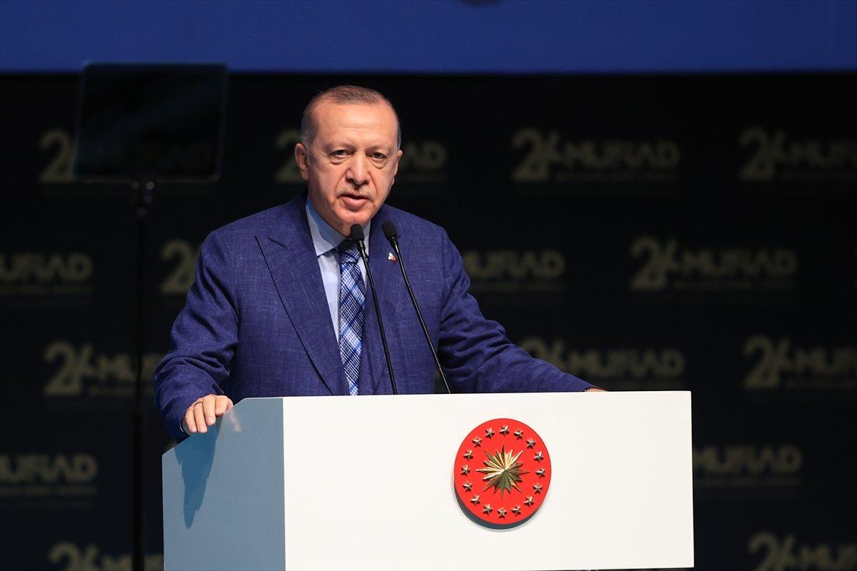 Cumhurbaşkanı Erdoğan: İHA ları ve SİHA ları biz üretir hale geldik #3