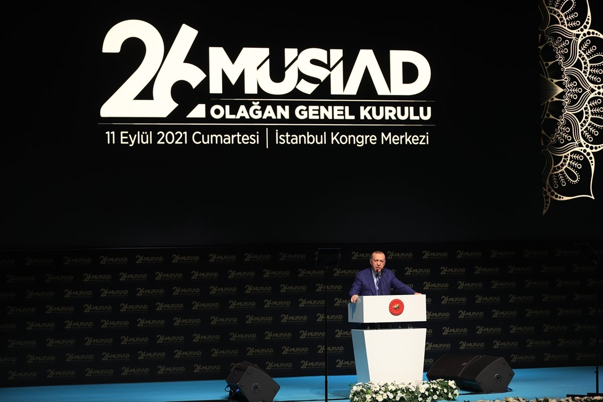 Cumhurbaşkanı Erdoğan: İHA ları ve SİHA ları biz üretir hale geldik #2