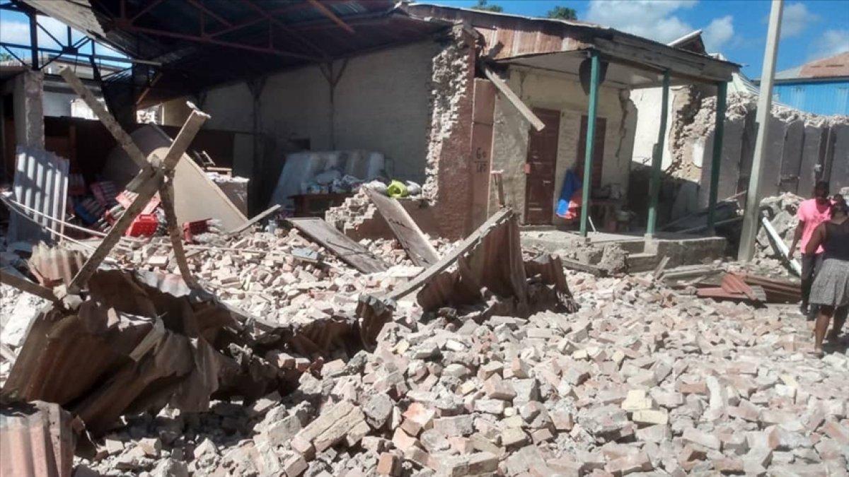 Japonya, Haiti deki depremzedelere 3.25 milyon dolarlık acil yardım gönderiyor #2