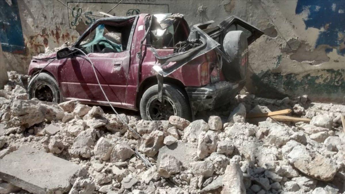 Japonya, Haiti deki depremzedelere 3.25 milyon dolarlık acil yardım gönderiyor #1