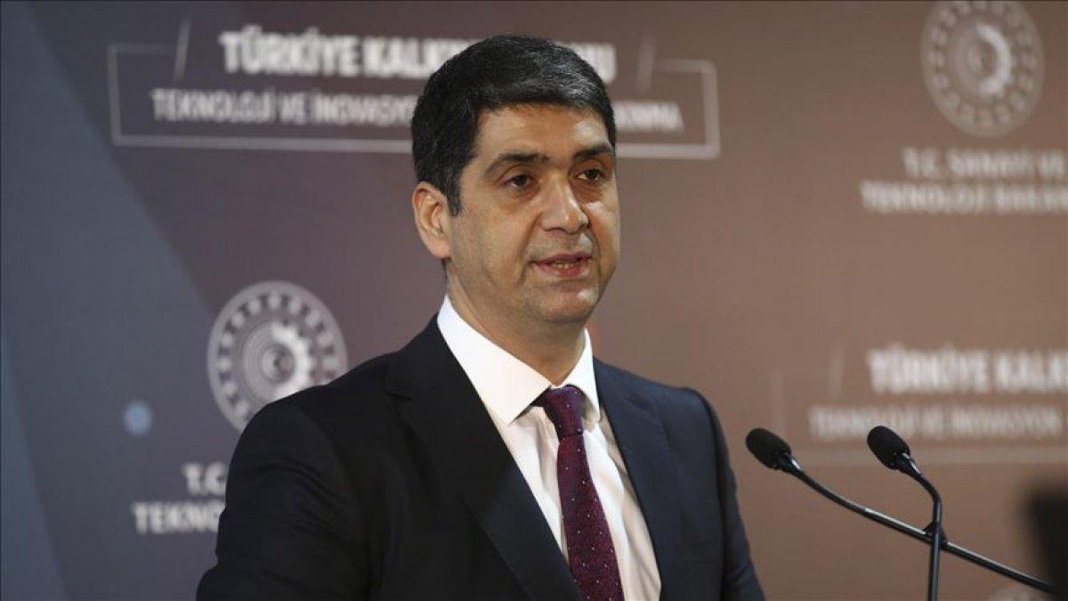 TSPB'nin yeni başkanı İbrahim Öztop oldu #1