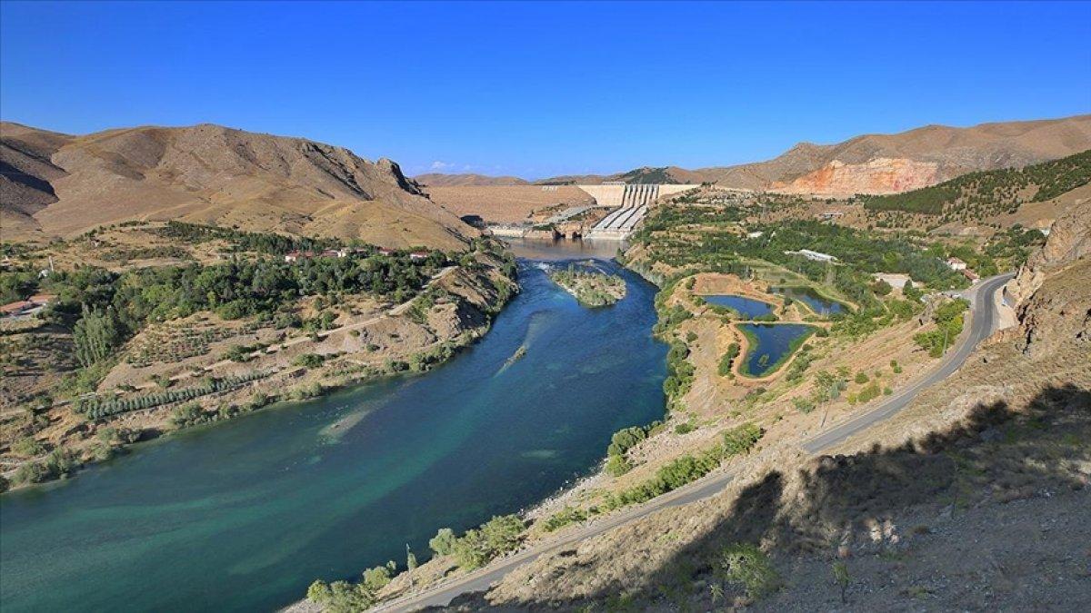 Keban Barajı, 47 yılda ekonomiye 151 milyar lira katkı sağladı #3