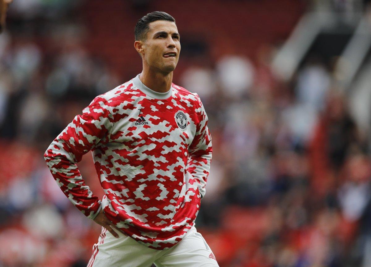 Ronaldo ManU formasıyla yeniden sahada #1