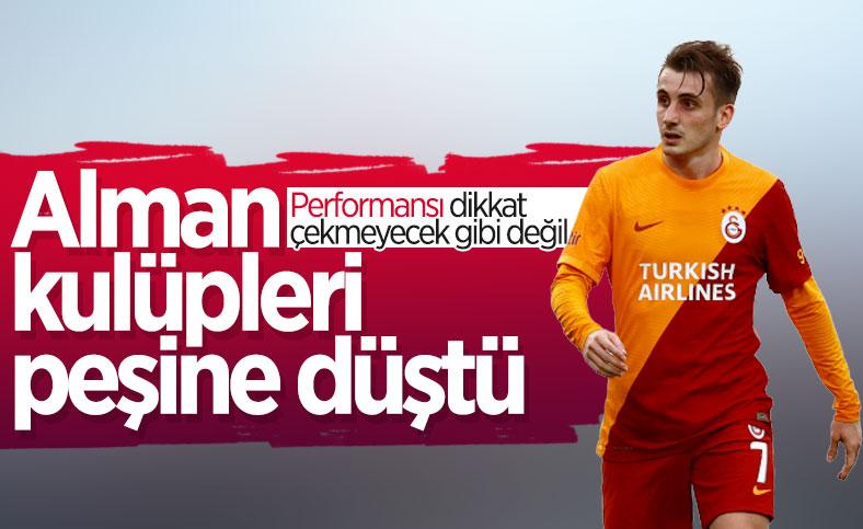 Kerem Aktürkoğlu, Bundesliga ekiplerinin gündeminde