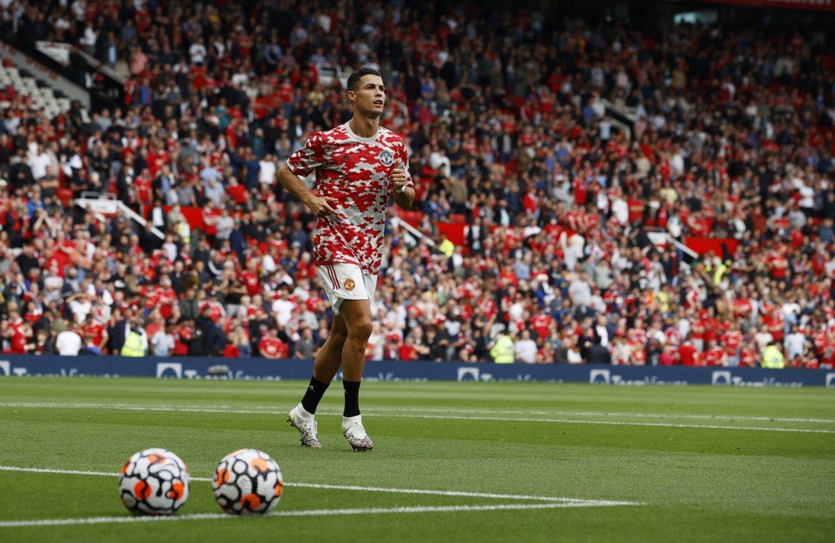 Ronaldo ManU formasıyla yeniden sahada #2