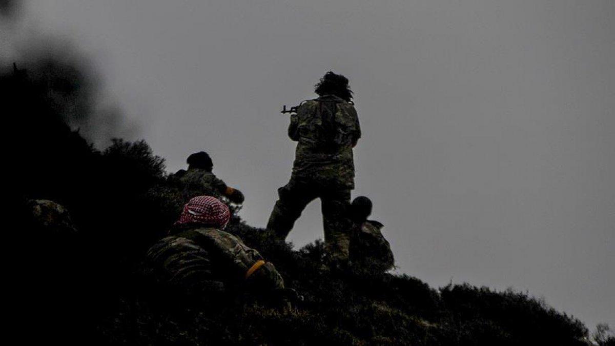 Irak ın kuzeyinde 9 PKK lı terörist etkisiz hale getirildi #1