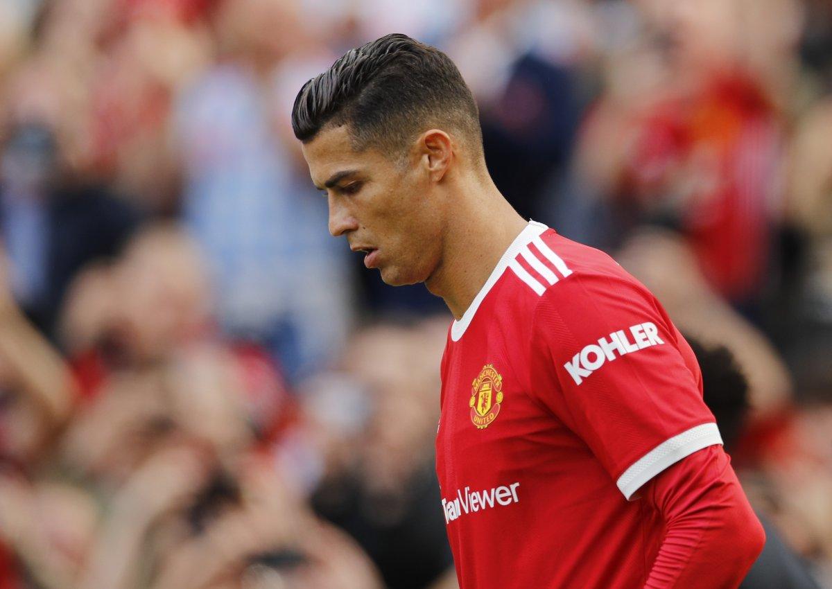 Ronaldo ManU formasıyla yeniden sahada #3