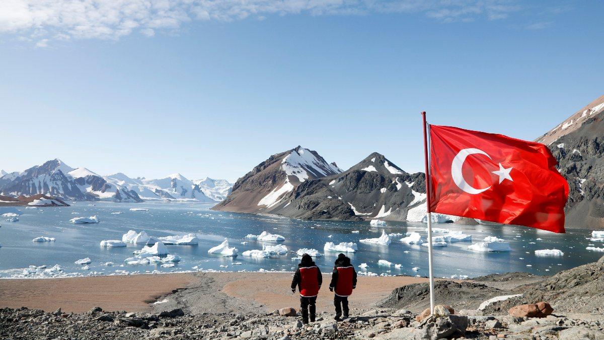Türkiyeden Antarktikaya omurgasız hayvanları inceleme seferi