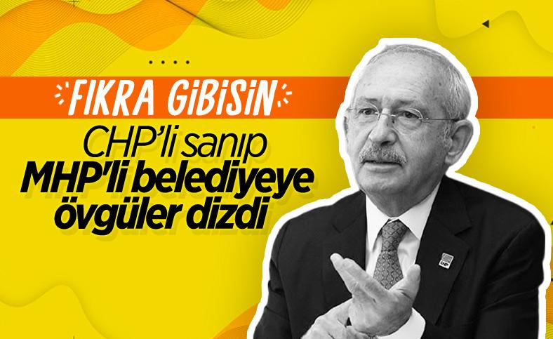 Kemal Kılıçdaroğlu, CHP'li sandığı MHP'li belediyeyi övdü