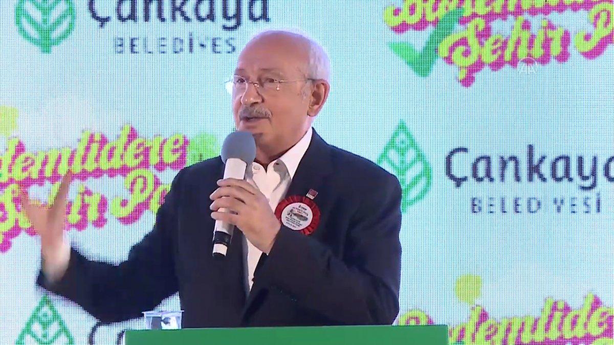 Kemal Kılıçdaroğlu, CHP li sandığı MHP li belediyeyi övdü #2