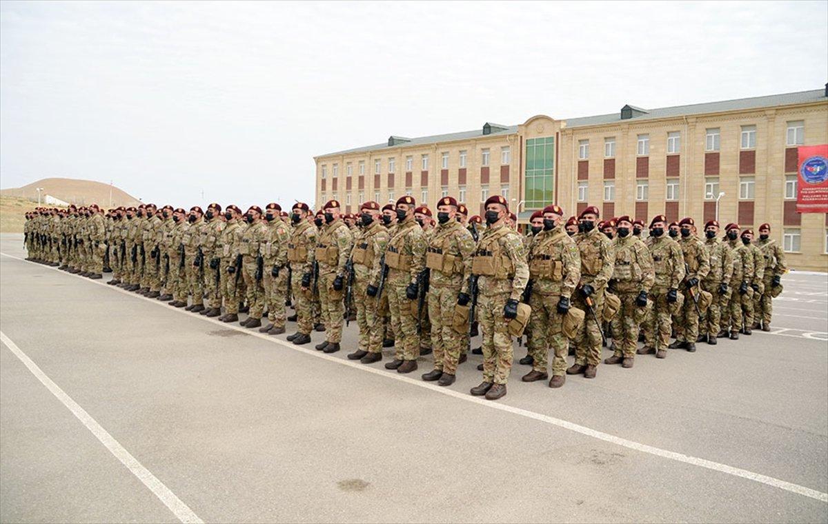 Türkiye, Azerbaycan ve Pakistan özel kuvvetlerinden ortak tatbikat #4