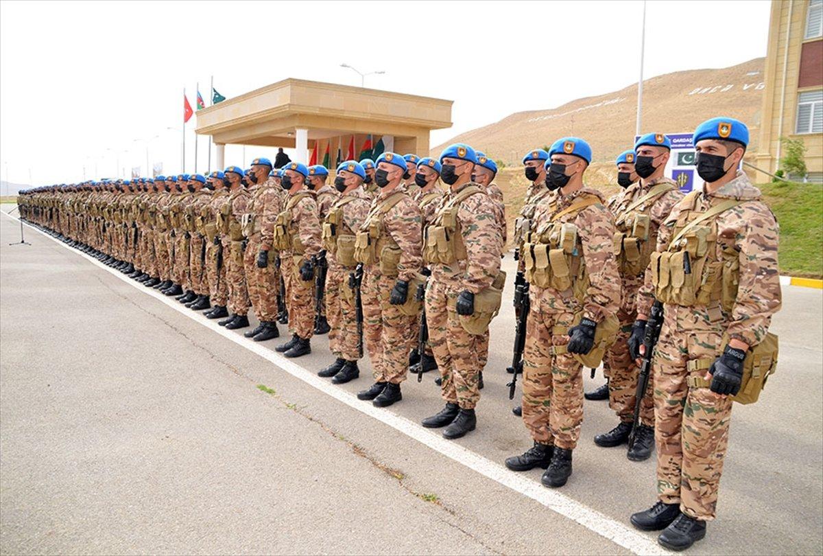Türkiye, Azerbaycan ve Pakistan özel kuvvetlerinden ortak tatbikat #3