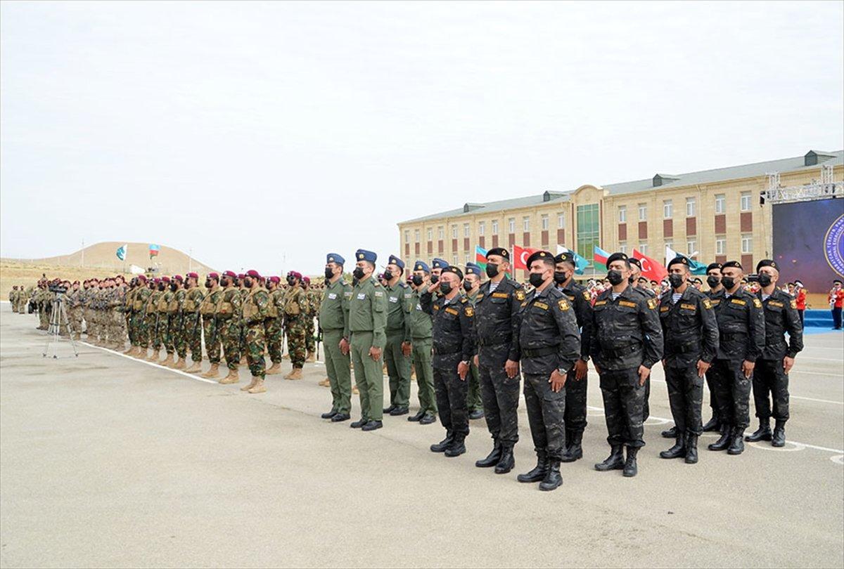 Türkiye, Azerbaycan ve Pakistan özel kuvvetlerinden ortak tatbikat #2