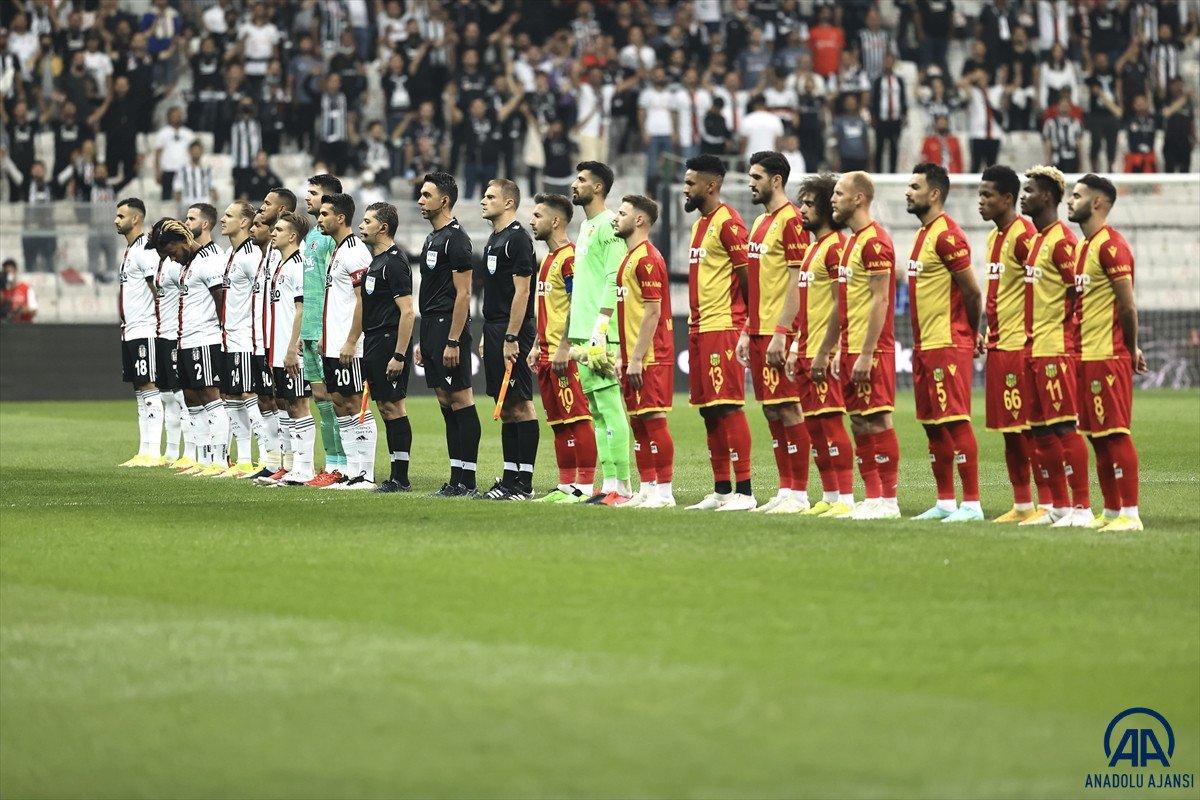 Beşiktaş ın kıskandıran kadro genişliği #1