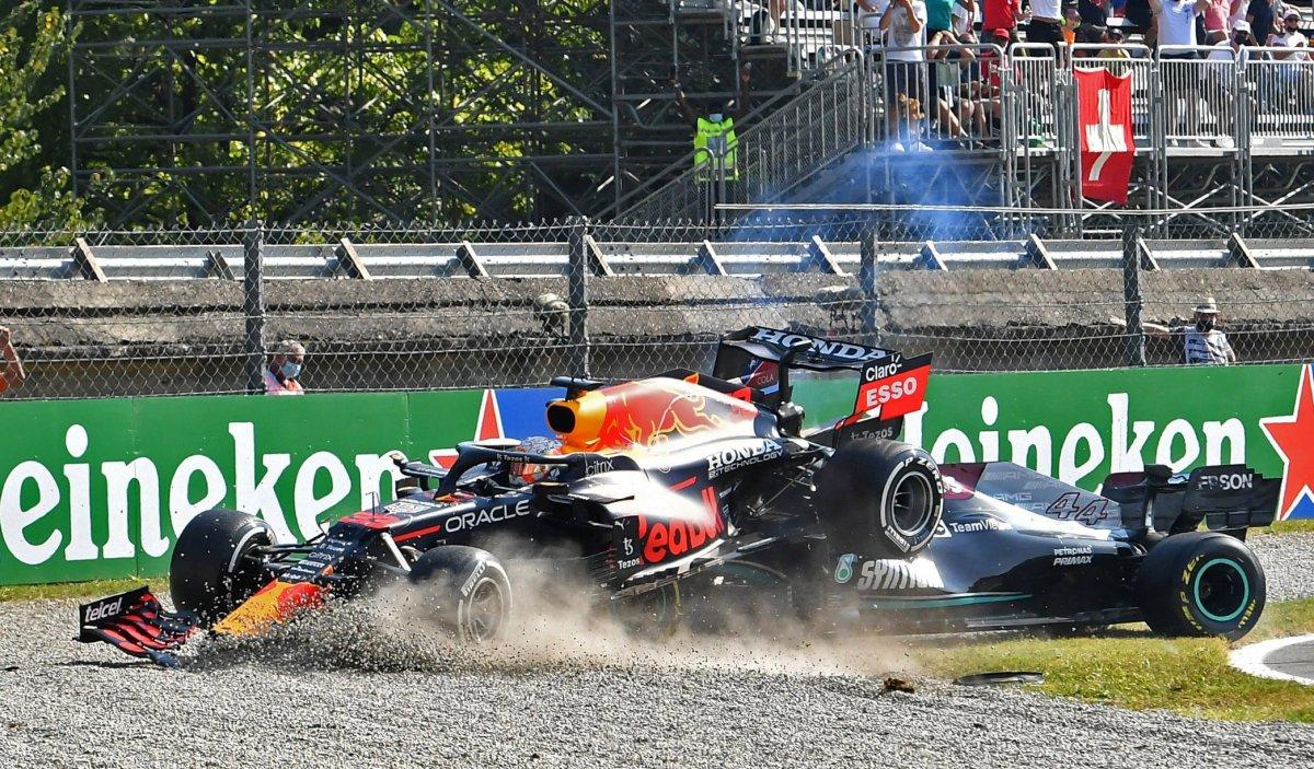 Formula 1 İtalya Grand Prix sini Ricciardo kazandı #4