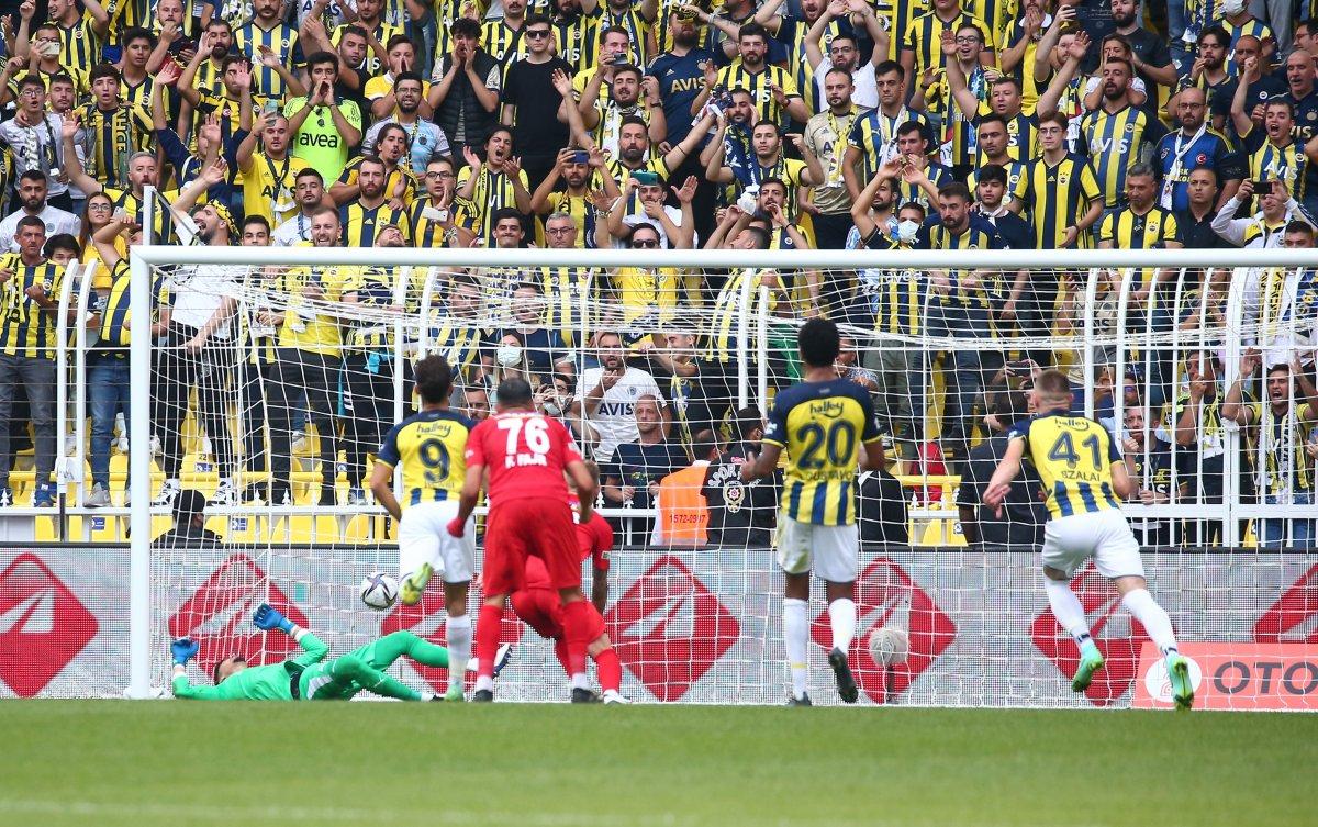Fenerbahçe, Sivasspor la berabere kaldı #4