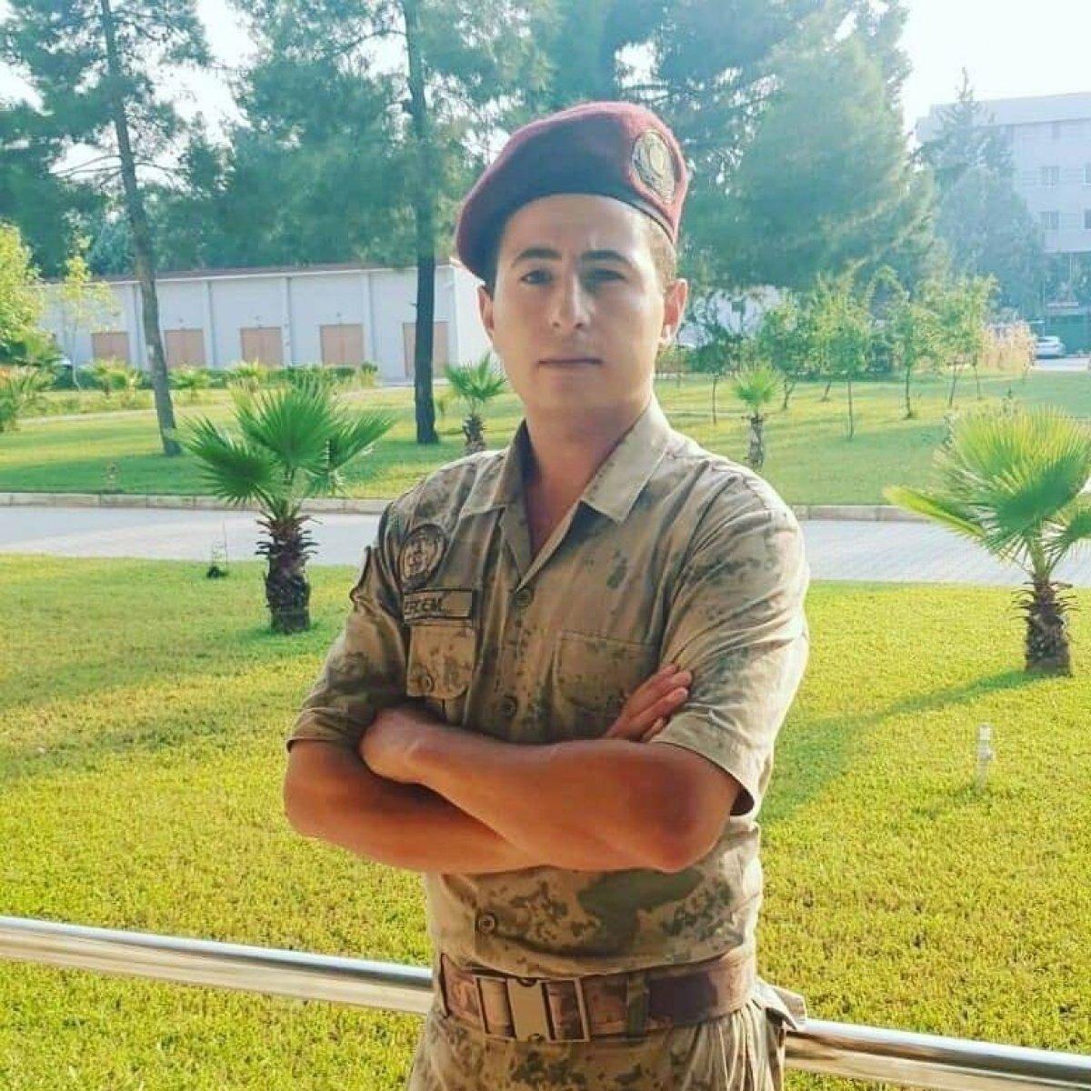 Pençe-Şimşek bölgesinde 1 askerimiz şehit oldu #2